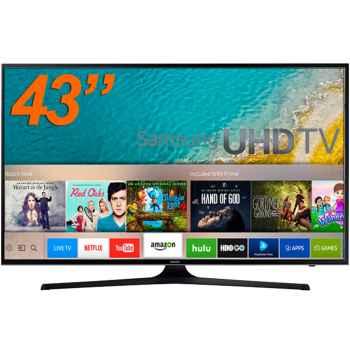 SAMSUNG UE43KU6000 Tv Led UHD 4K 43 Smart Tv