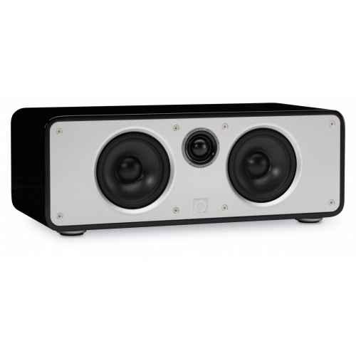 q acoustics concept center colour negro