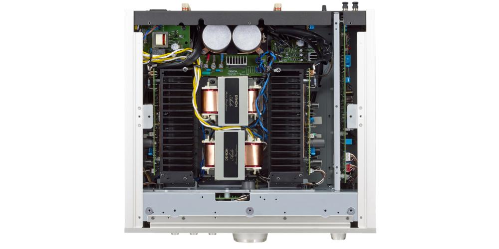 denon pma2500ne construccion amplificador