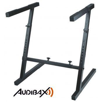 Audibax KS18 Soporte para Teclados (Yamaha, Casio, Roland, Korg Etc ), RF:610