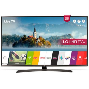 LG 43UJ634V Tv LED 4K 43 Pulgadas IPS Smart Tv