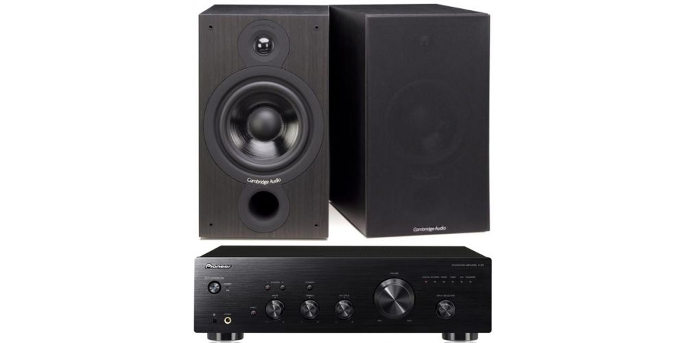 pioneer a20k cambridge sx60 black