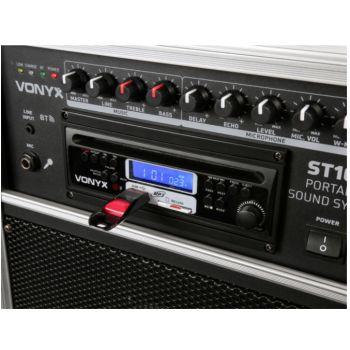 VONYX ST180 Sistema Portatil 12'' 450W 170013