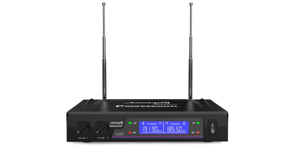 audibax missouri2000 b receptor