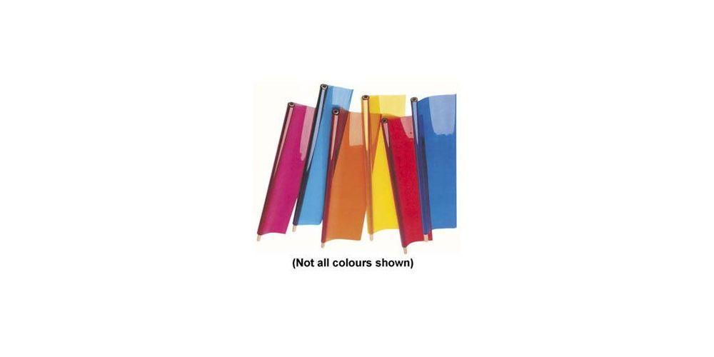showtec colour sheet 122 x 55 cm 20119s