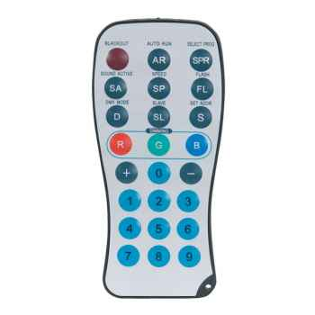 Showtec Infra Red Controller for Cameleon Series 42704