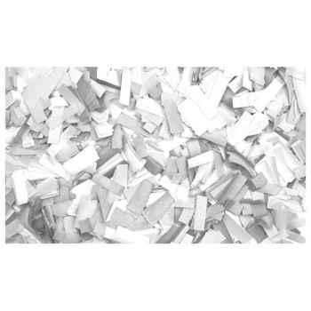 Showtec Show Confetti Rectangle White 1Kg Blanco 60910WH