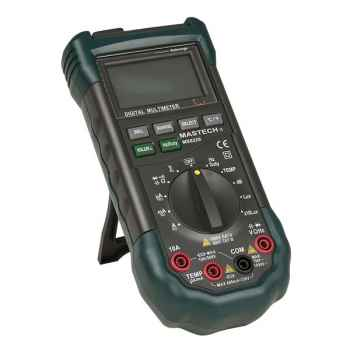 Showtec Roady Multimeter Multímetro 91001