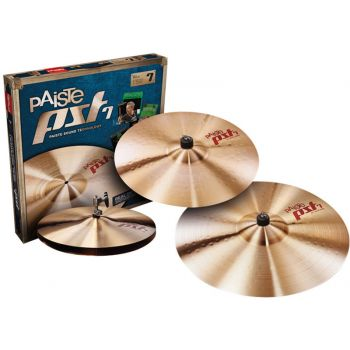 Paiste PST 7 HEAVY/ROCK SET 14/16/20