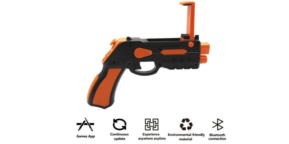 pistola ar blaster ar gun 3