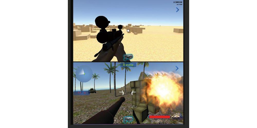 pistola ar blaster ar gun 5