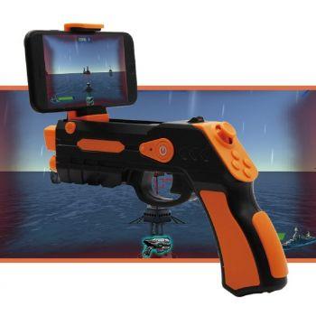 Pistola AR Blaster. Realidad aumentada,Realidad Virtual . puedes descargarte juegos gratis