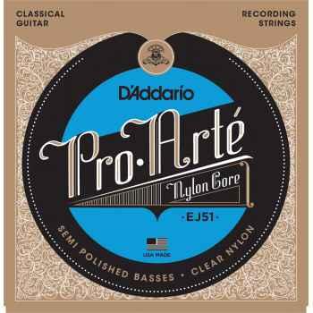 D´addario EJ51 - Pro-Arte Cuerdas para guitarra Clasica