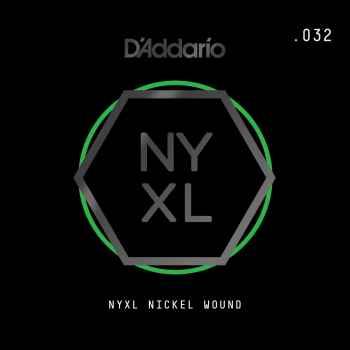 D´addario NYNW032 Cuerda Suelta para Guitarra Eléctrica