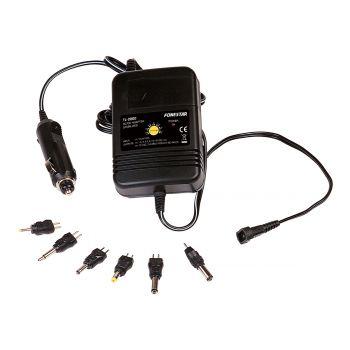 Fonestar TL-2000 adaptador cc/cc. 2.000 ma. estabilizado.