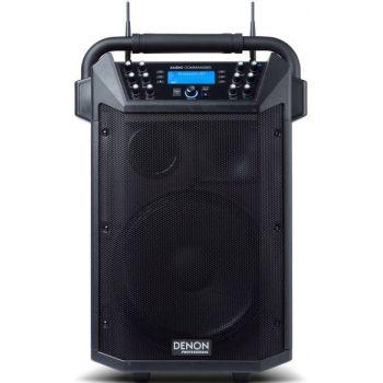 Denon Audio Comander Altavoz Amplificado con Bateria