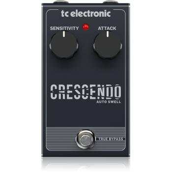 Tc electronic CRESCENDO AUTO SWELL, Pedal