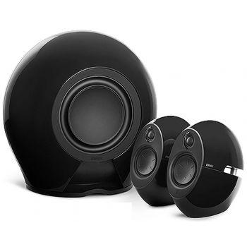 Edifier E235 Black Sistema Altavoces Activos de diseño 2.1 Bluetooth