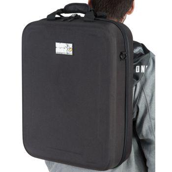 Walkasse W-CDM120 Maleta DJ ligera a prueba de golpes de EVA para Mixer y Compact Disc DJ.