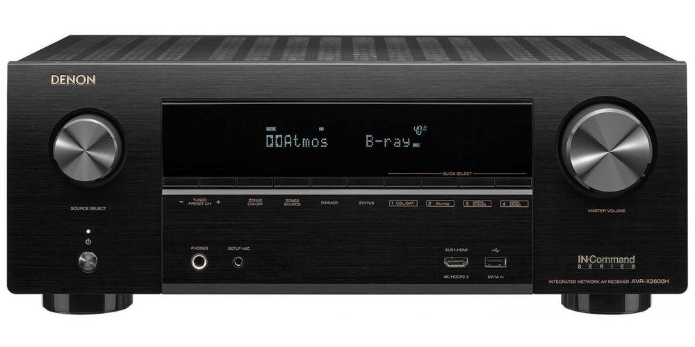DENON AVR X2600