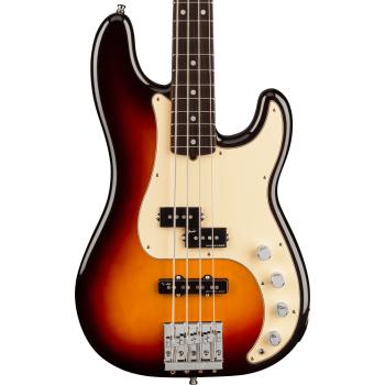 Fender American Ultra Precision Bass RW Ultraburst
