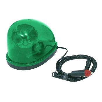 Eurolite Police Beacon STA-1221 Green 12V/21W Sirena