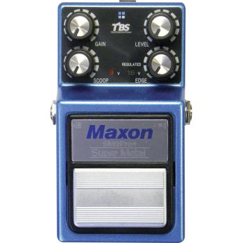Maxon SM-9 Pro Plus Pedal Efectos Guitarra