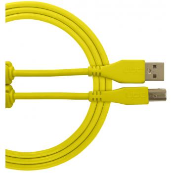 Udg U95002YL Ultimate Cable USB 2.0 A-B Amarillo 2 Metros