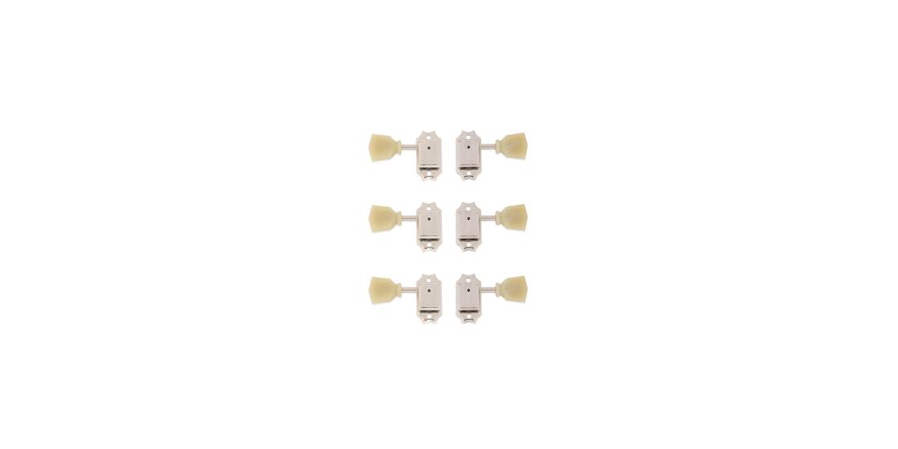 gibson dlx style set sintonizadores nkl 6