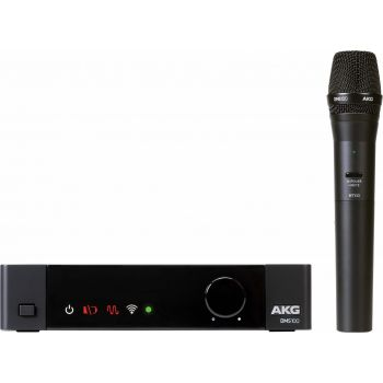 AKG DMS100 Vocal Set P5 Microfono Inalambrico Mano Licencia libre 2.4GHz