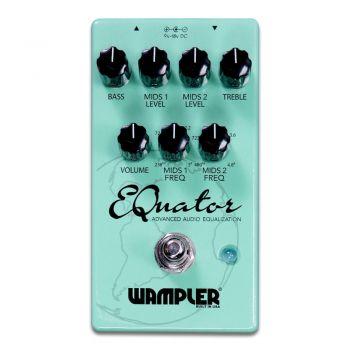 Wampler Equator Ecualizador de Audio
