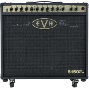 EVH 5150 III 50W EL34 1x12 Black. Combo para Guitarra Eléctrica