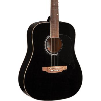 Eko Ranger VI Black Guitarra Acustica
