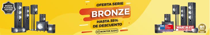 Oferta Serie Bronze Hasta 35%